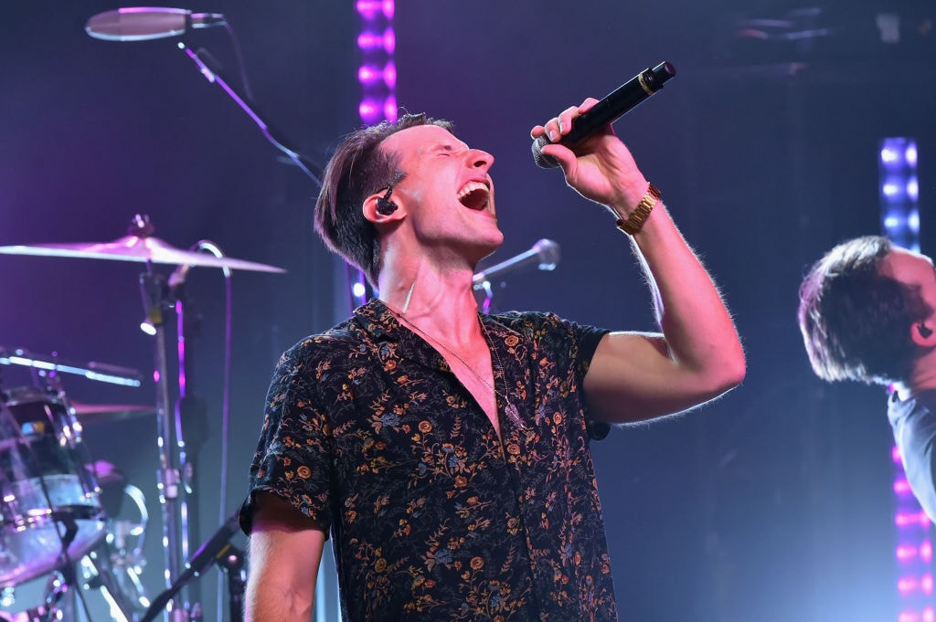 Russell Dickerson's Diving Board Trick Goes Horribly Wrong!