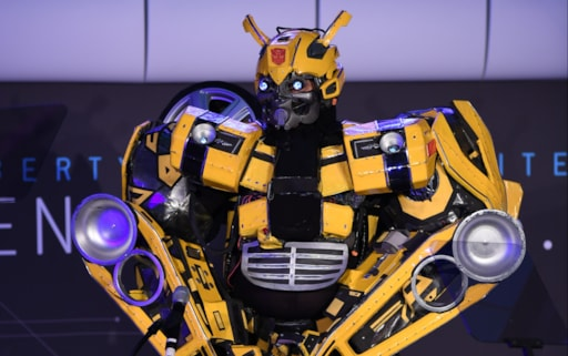 Icymi The Bumblebee Movie Is Officially On Its Way