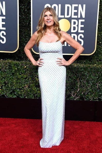 BEVERLY HILLS, CA - JANUARY 06:  Connie Britton attends the 76th Annual Golden Globe Awards at The Beverly Hilton Hotel on January 6, 2019 in Beverly Hills, California.  (Photo by Frazer Harrison/Getty Images)