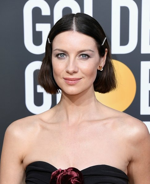 BEVERLY HILLS, CA - JANUARY 06:  Caitriona Balfe attends the 76th Annual Golden Globe Awards at The Beverly Hilton Hotel on January 6, 2019 in Beverly Hills, California.  (Photo by Jon Kopaloff/Getty Images)