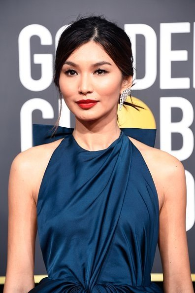 BEVERLY HILLS, CA - JANUARY 06:  Gemma Chan attends the 76th Annual Golden Globe Awards at The Beverly Hilton Hotel on January 6, 2019 in Beverly Hills, California.  (Photo by Frazer Harrison/Getty Images)