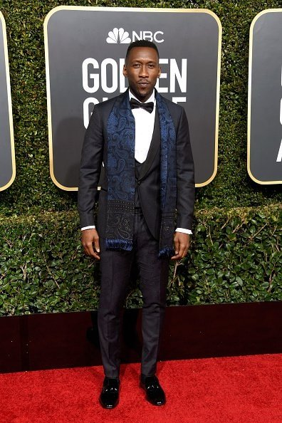 BEVERLY HILLS, CA - JANUARY 06:  Mahershala Ali attends the 76th Annual Golden Globe Awards at The Beverly Hilton Hotel on January 6, 2019 in Beverly Hills, California.  (Photo by Frazer Harrison/Getty Images)