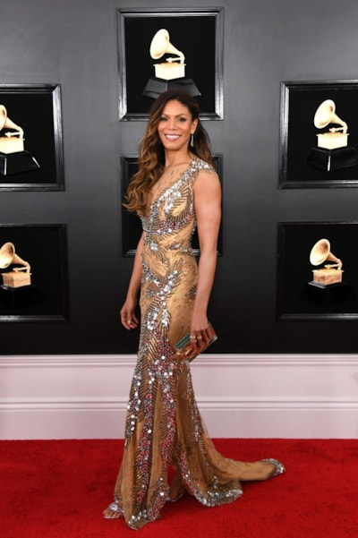 LOS ANGELES, CALIFORNIA - FEBRUARY 10: Merle Dandridge attends the 61st Annual GRAMMY Awards at Staples Center on February 10, 2019 in Los Angeles, California. (Photo by Jon Kopaloff/Getty Images)