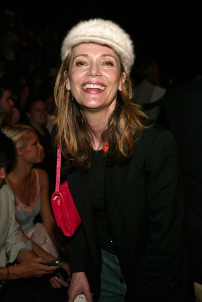 NEW YORK - SEPTEMBER 15: (HOLLYWOOD REPORTER OUT)  Actress Peggy Lipton attends the Marc Jacobs Spring/Summer 2004 Collection at the Manhattan Armory during the 7th on Sixth Mercedes-Benz Fashion Week on September 15, 2003 in New York City. (Photo by Evan Agostini/Getty Images)