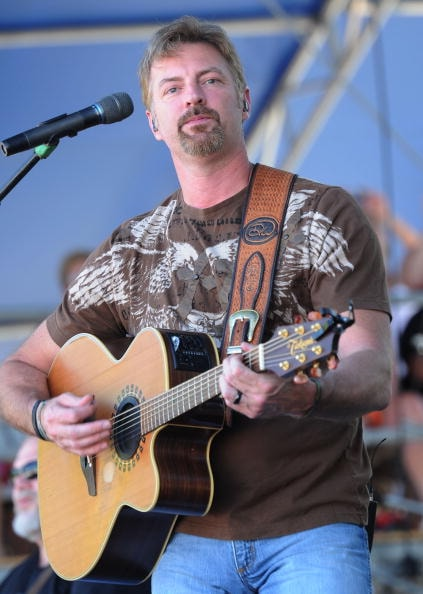 Thoughts And Prayers For Darryl Worley S Family