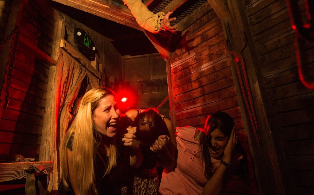 This Georgia Escape Room Traps You In A Creepy Cabin